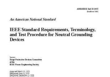 IEEE32 Std 1972