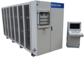 CUSTOM SERIES LOADBANK R-L-C
